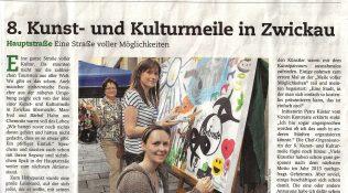 """Zeitung """"Blick"""", Zwickauer Ausgabe, Juni 2012"""